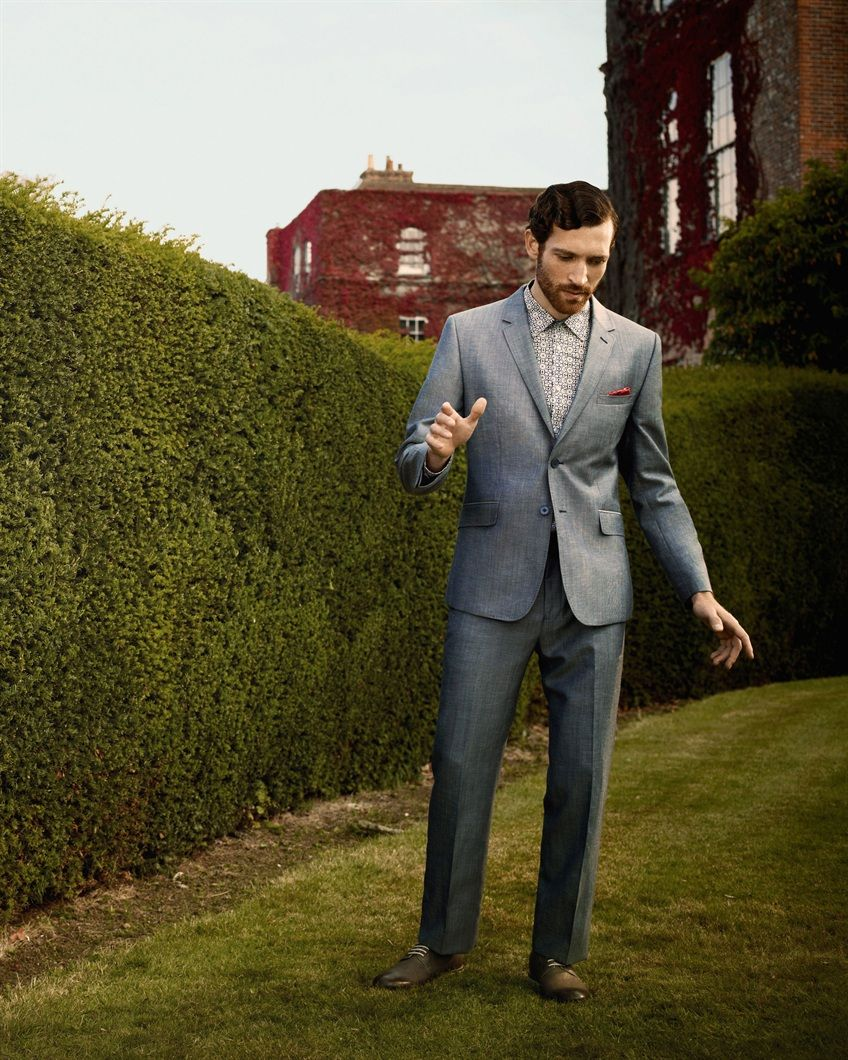 cac892b87a5f98 Pashion suit trouser - REIGNZT by Ted Baker