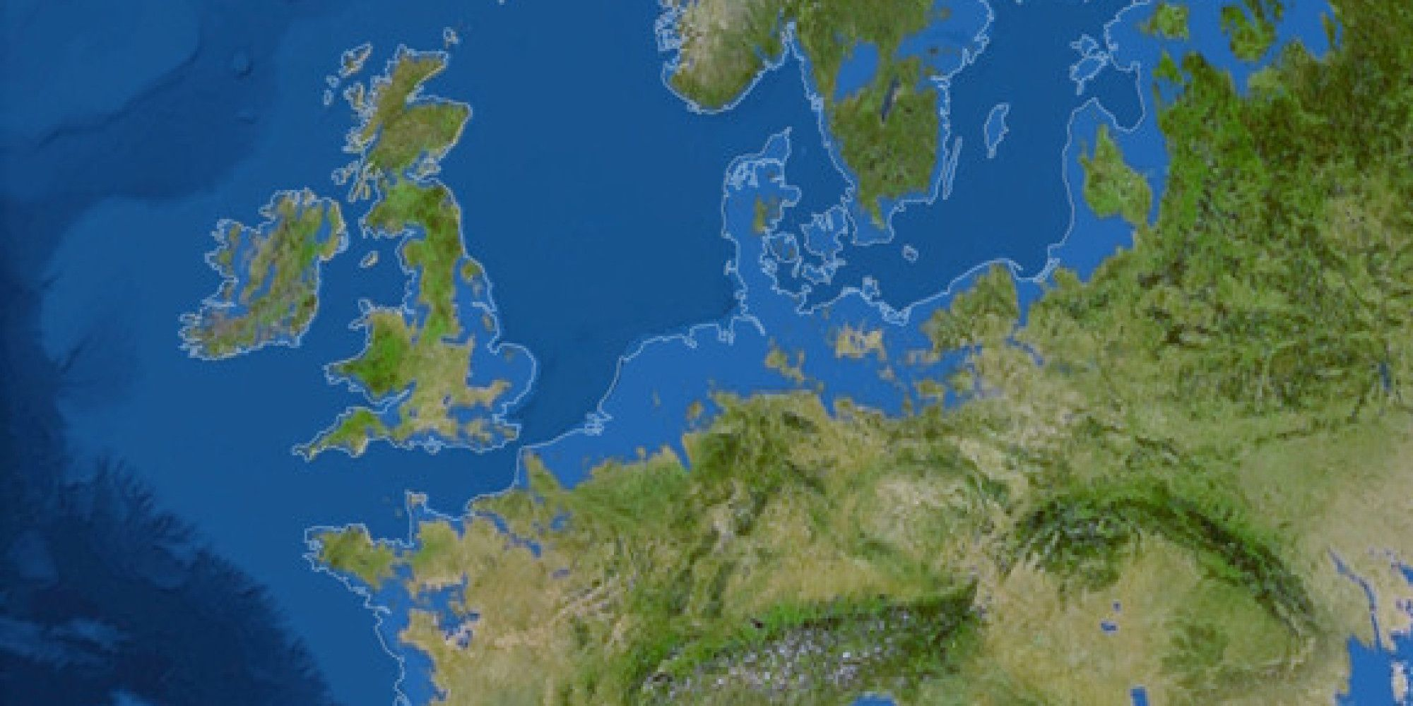 How Amsterdam Has Problems From Rising Of Sea Level Yandex - Map reveals what the earth would look like if all the polar ice melted 2