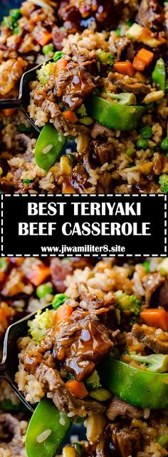 Teriyaki Beef Casserole Recipes Beef Casserole Recipes Beef Casserole Teriyaki Beef