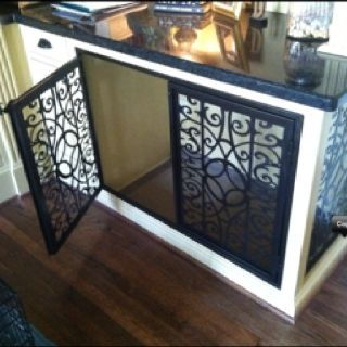 Image Result For Wooden Table Cover For Dog Crate