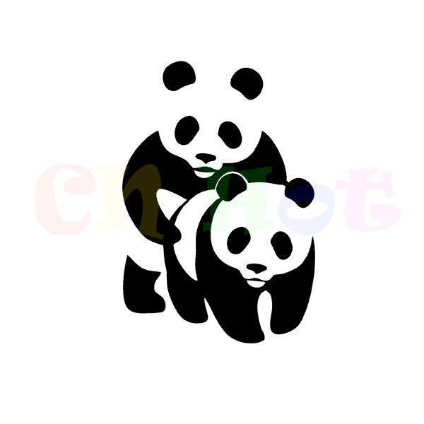 pare brise autocollant dr le fun panda aufkleber auto sticker funny car jdm pour window bumper. Black Bedroom Furniture Sets. Home Design Ideas