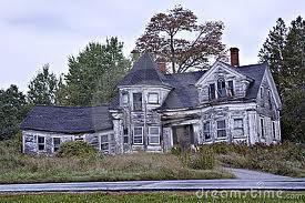 Het huis van mevrouw Verona en meneer Pottenbakker is nu ook stilaan aan het aftakelen en begint te kraken door de ouderdom van het huis.