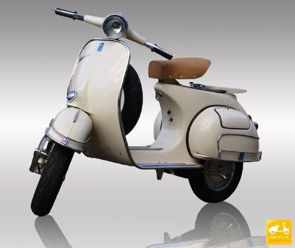 Vespa Años 60 Vespas Motos De Segunda Vespa