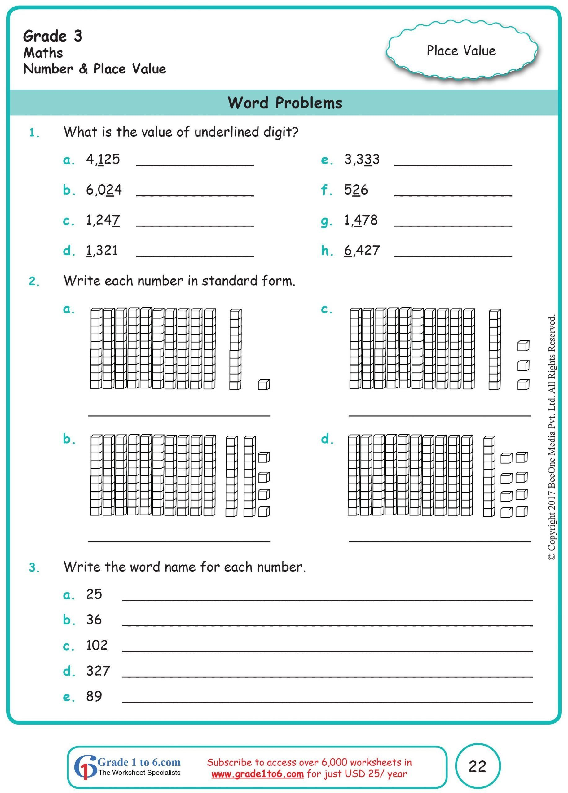 Abeka 3rd Grade Math Worksheets Pin Di Grade 3 Math