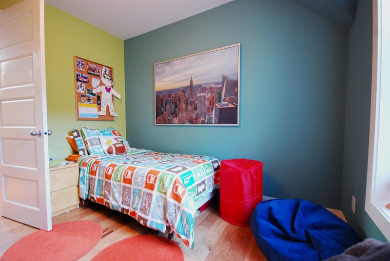 Paint The Walls 2 Diffe Colors Kids Bedroom Room