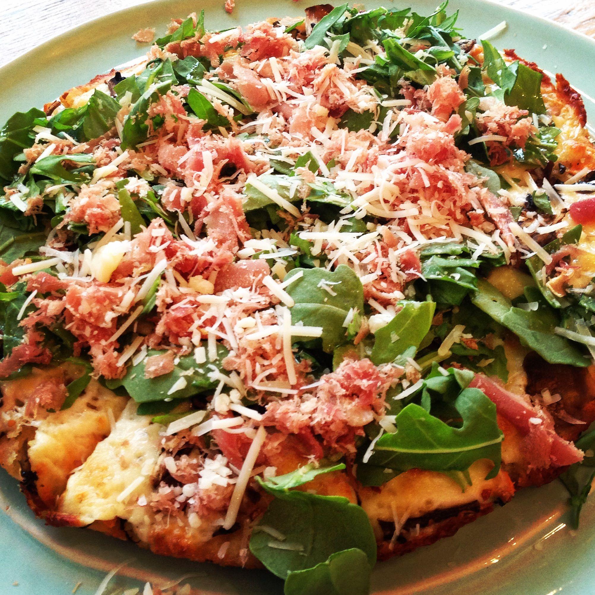 GF Traveler Cochrane, AB Gourmet pizza, Gluten free