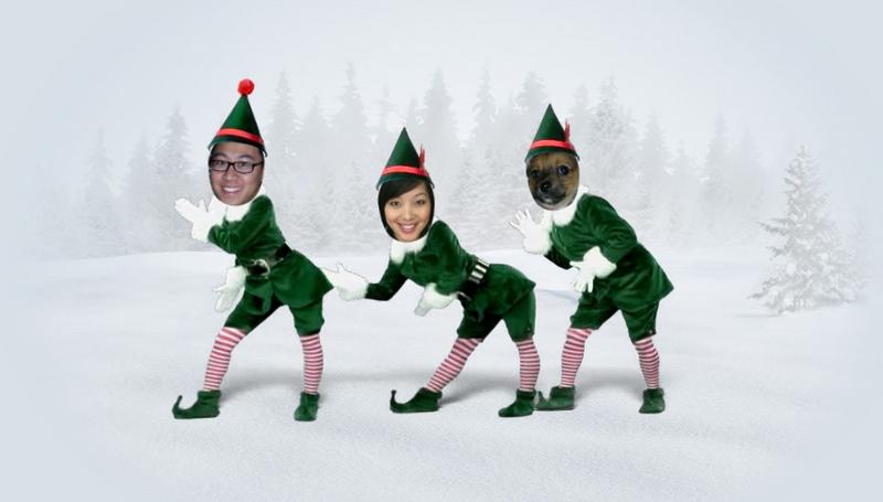 Elf Yourself Christmas Dance Elf Yourself Elf Yourself Christmas Dance Elf