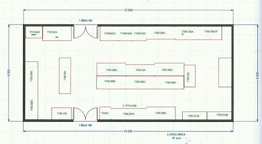 Sample Of Bakery Floor Plan Layout Efe Decor Design