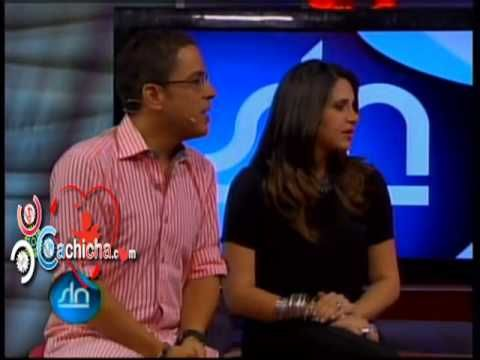 Entrevista a Danny Rivera con @Pamsued @Elgordogerman @Evelynarod en @SigueLaNoche - Cachicha.com