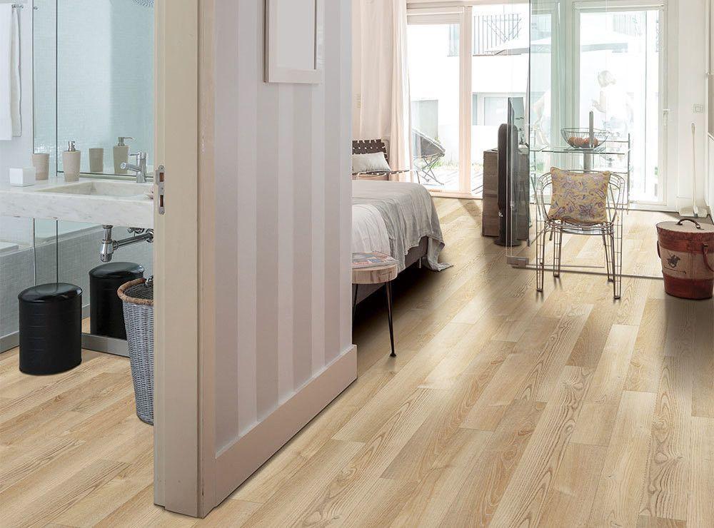 Wheldon Oak(vv02300509) EVP Vinyl Wood Flooring COREtec