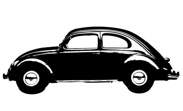 Clip Art Car Black And White