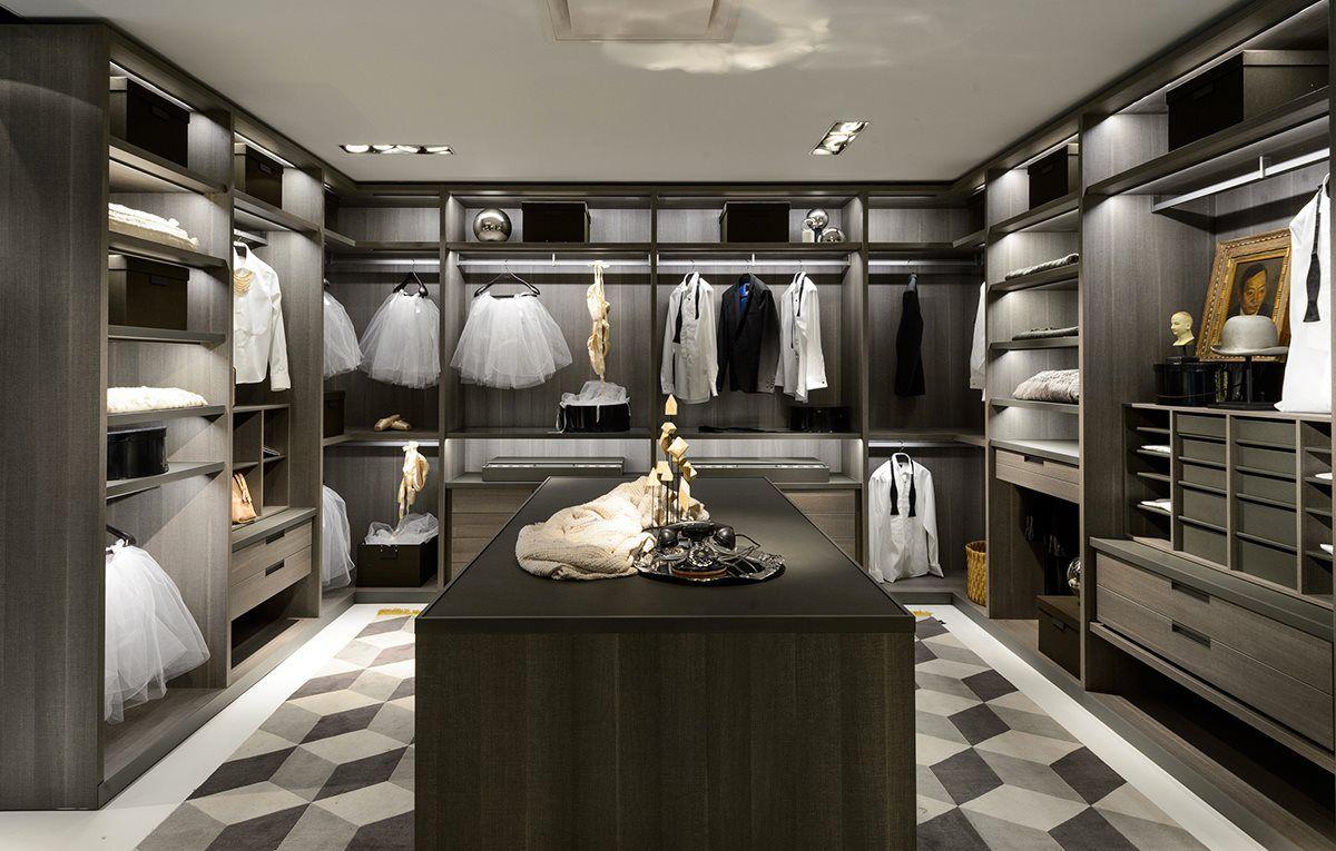 Cabina Armadio Nel York : News poliform new york icff closet