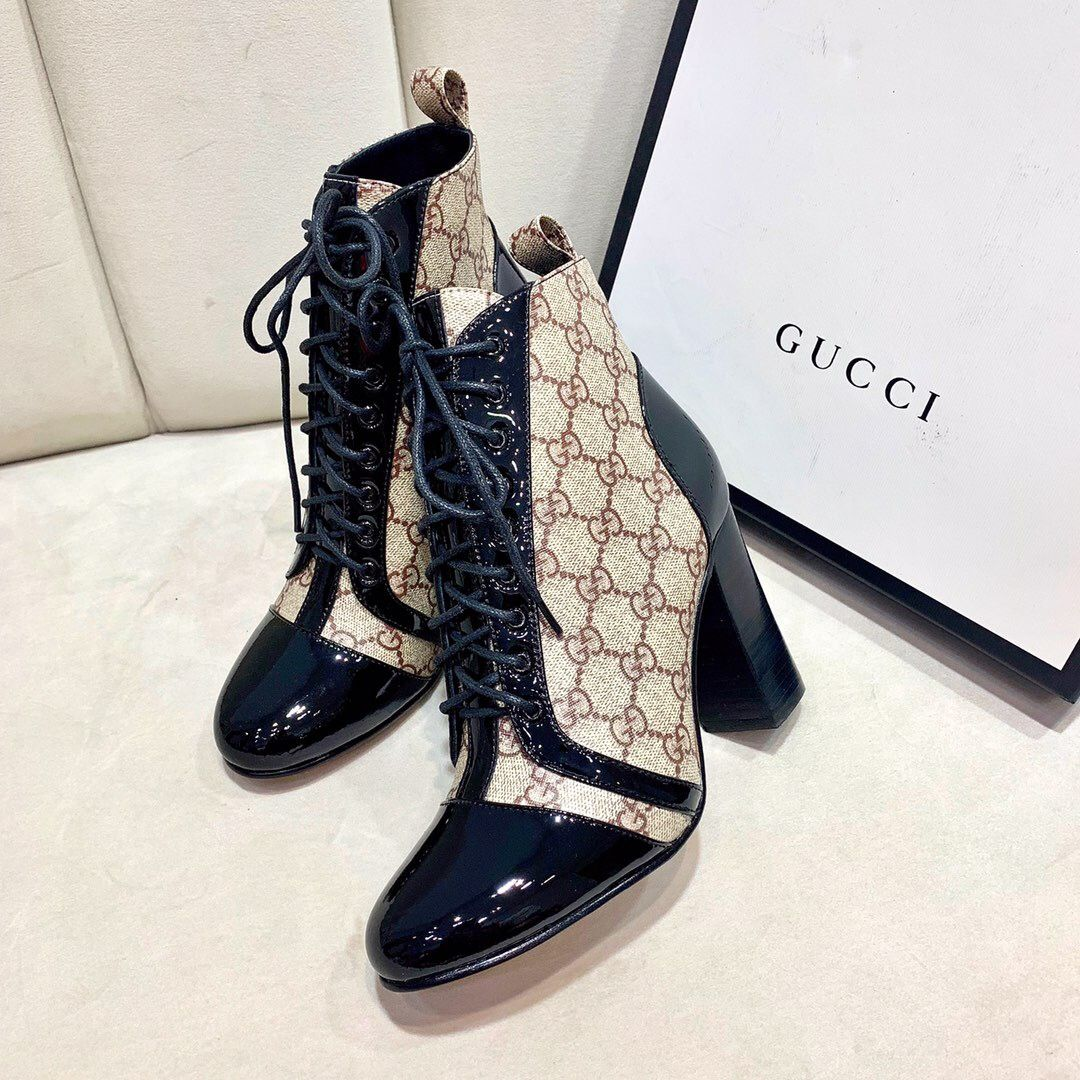Gucci shoes women, Gucci boots