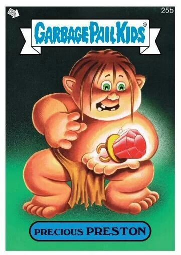 Pin By Christopher Cary On Garbage Pail Kids Gpk Garbage Pail Kids Garbage Pail Kids Cards Garbage