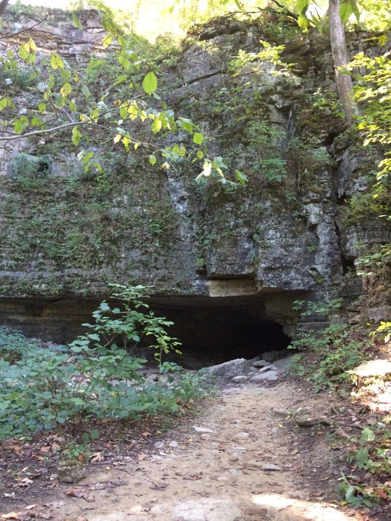 Hiking in Clifty Falls State Park Road Trip the World
