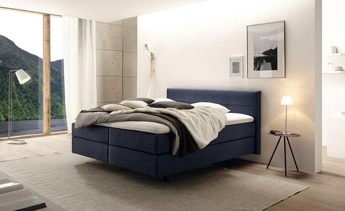 Sweet Dreams Ultra Comfortable Boxspring Bed Offers Endless
