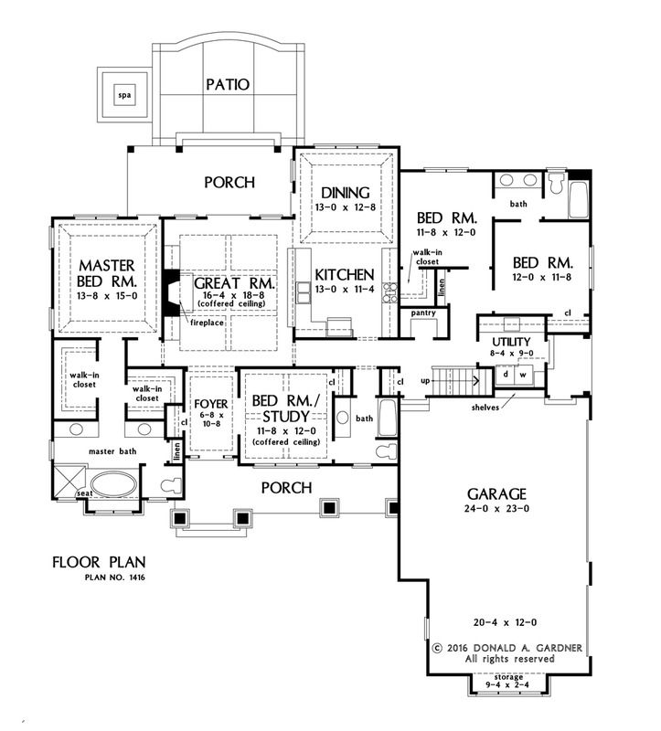 Pin By Saquina Kyle On Dreamy Home House Plans Craftsman House Plans New House Plans