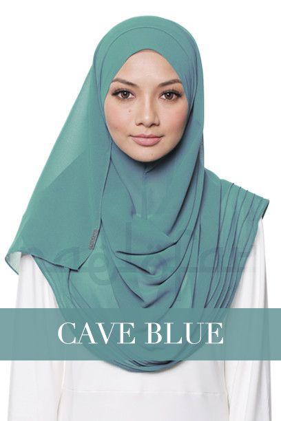 Fair Lady One Tone Cave Blue Fair Lady Pacific Green Lady