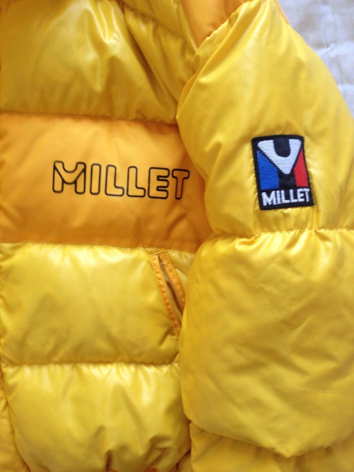2fdc8a84dddd Vintage Millet doudoune down jacket size 3 (medium)