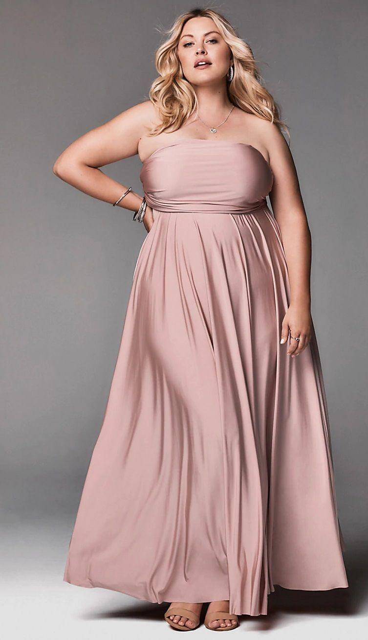 Plus Size Special Occasion Dress - Plus Size Party Dress ...