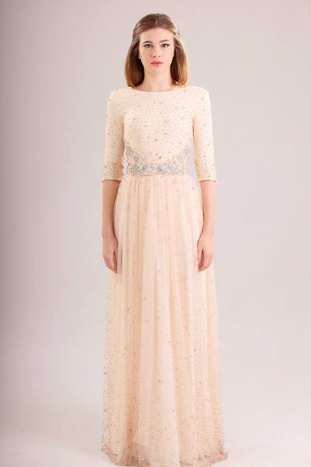 Marelus Evening Wear | Modest (tznius) Wedding Gowns | Pinterest ...