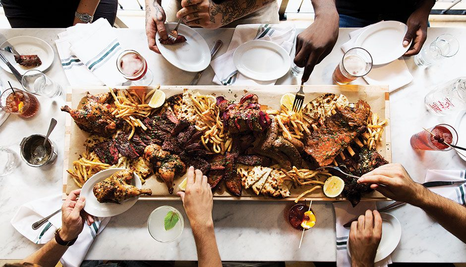 Five FamilyStyle Meals to Try in Philly Right Now