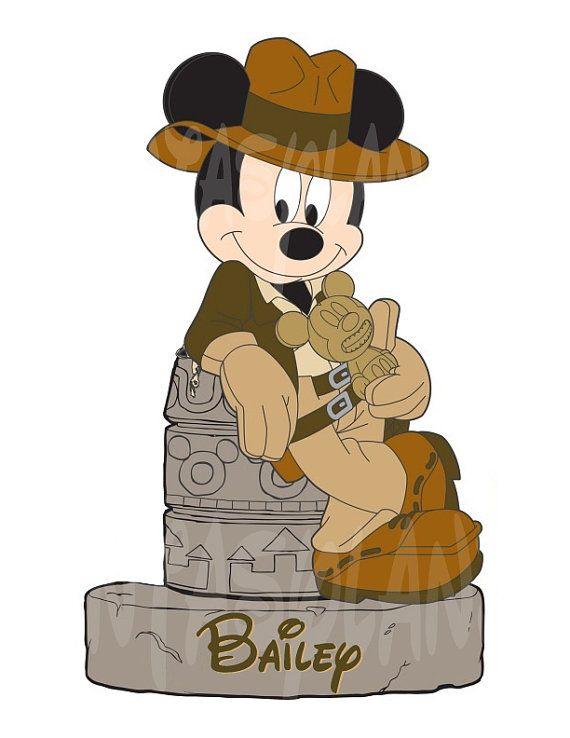 Indiana Jones Iron On From Etsy Molly Simon O Regan Mickey Mouse Disney Fun Disney Cartoons