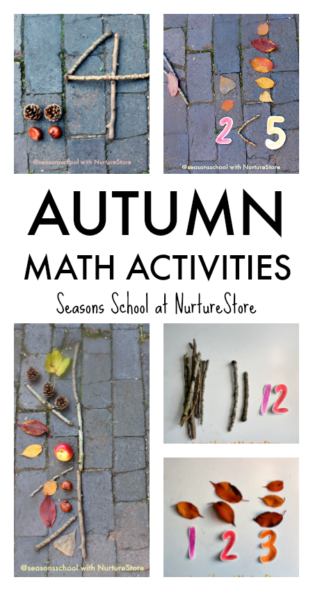 Seasons School Autumn Workshops - nature-based fall curriculum ...
