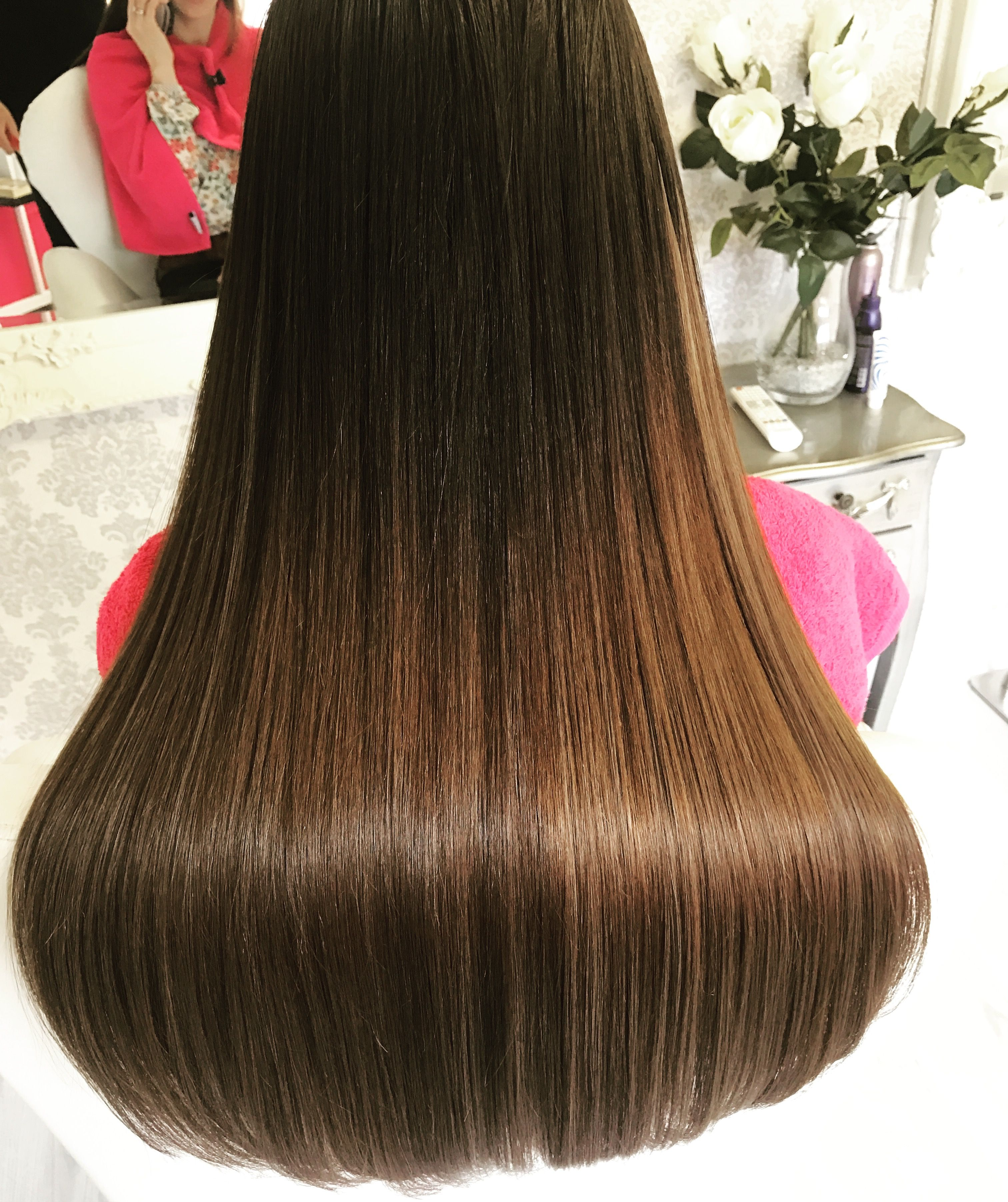 Perfect Blended Hair Extensions By Mychellecaroline Hair