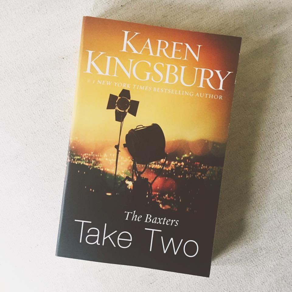 Karen Kingsbury's #taketwo gets a new cover!  #thebaxters #karenkingsburybookclub @AuthorKingsbury #karenkingsbury