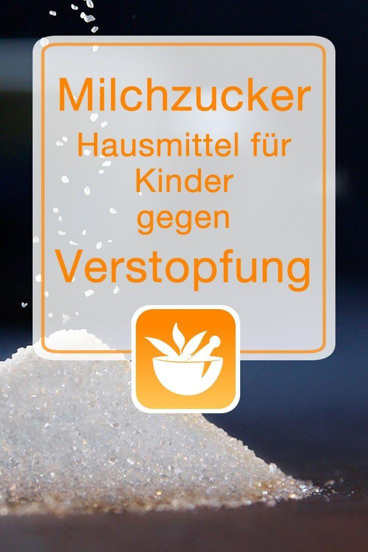 Milchzucker Hausmittel Für Kinder Gegen Verstopfung Elterntipps