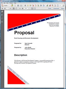 Doh Federal Government Grant Proposal  Create Your Own Custom