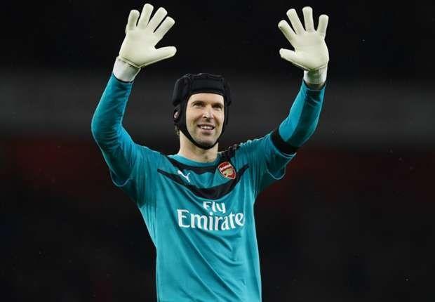 Hector Bellerin: Petr Cech Terbaik Di Liga Primer Inggris (Foto:Bonafeed)