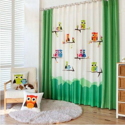 Cortinas infantiles para dormitorios by artesydisenos for Deco dormitorios infantiles