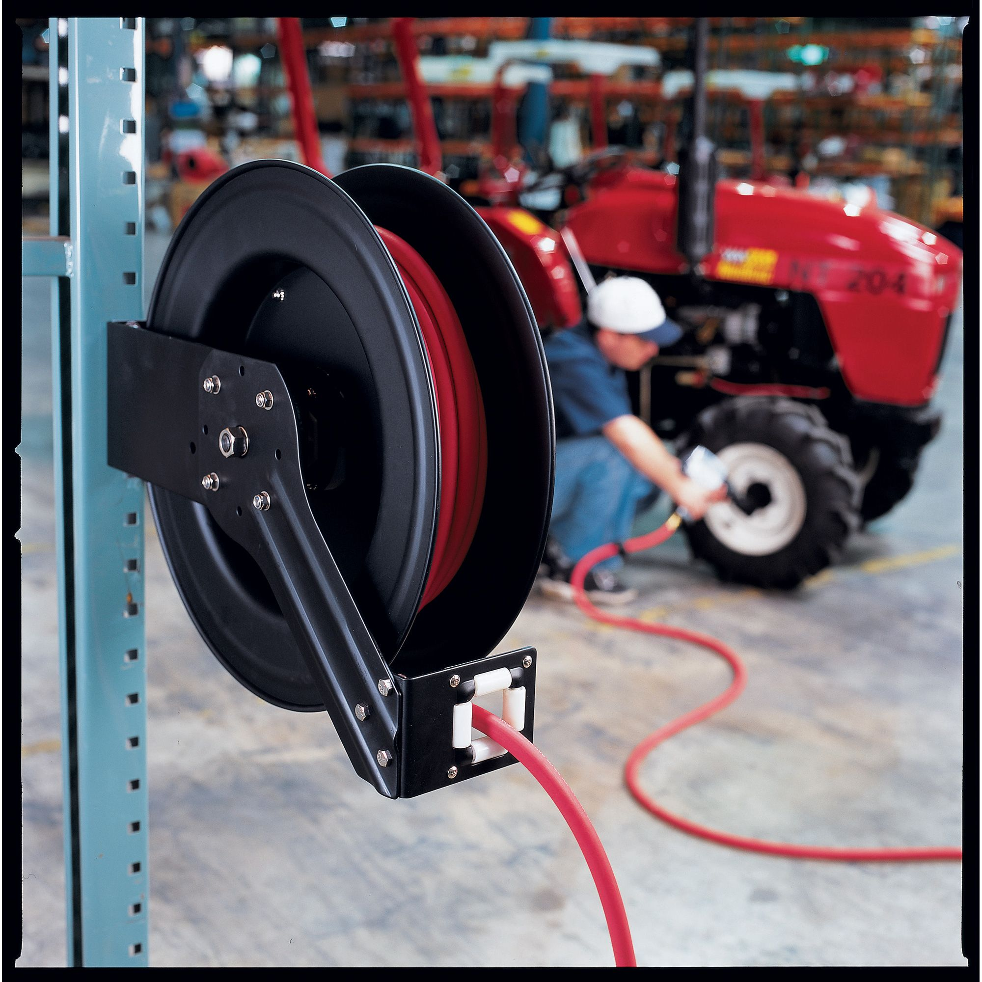 Add flexibility to your air compressor with a smooth