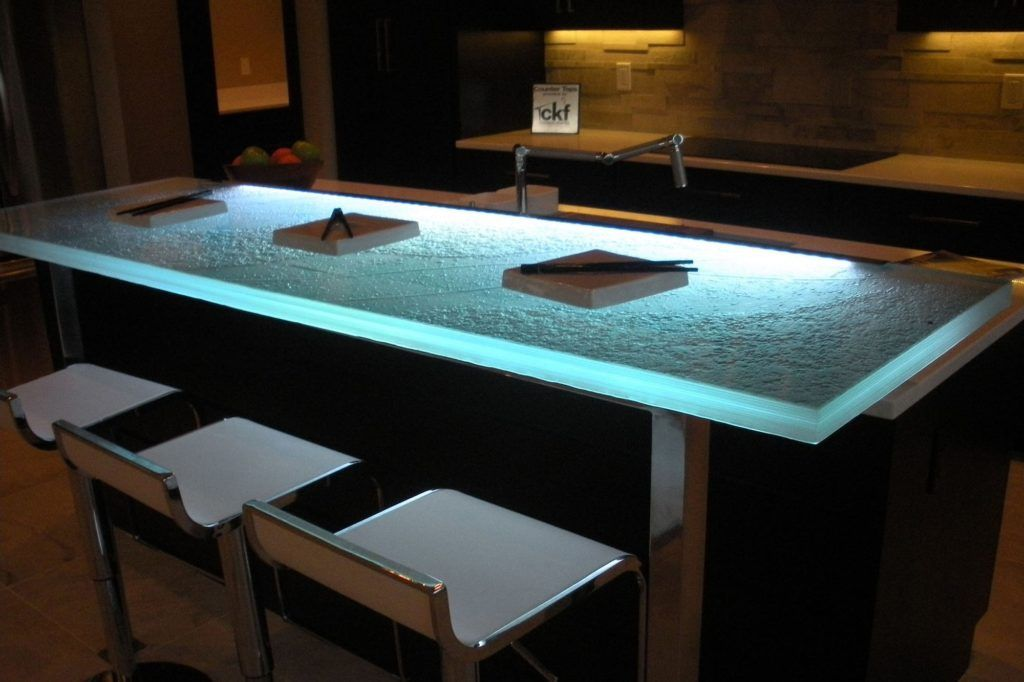 Kitchen Make Your Shiny With Granite Counter Tops