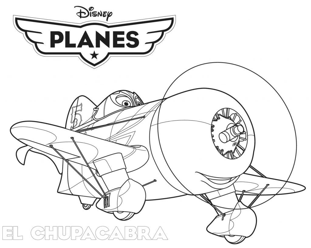 Planes Coloring Pages | Disney Coloring Pages | Coloring pages ...