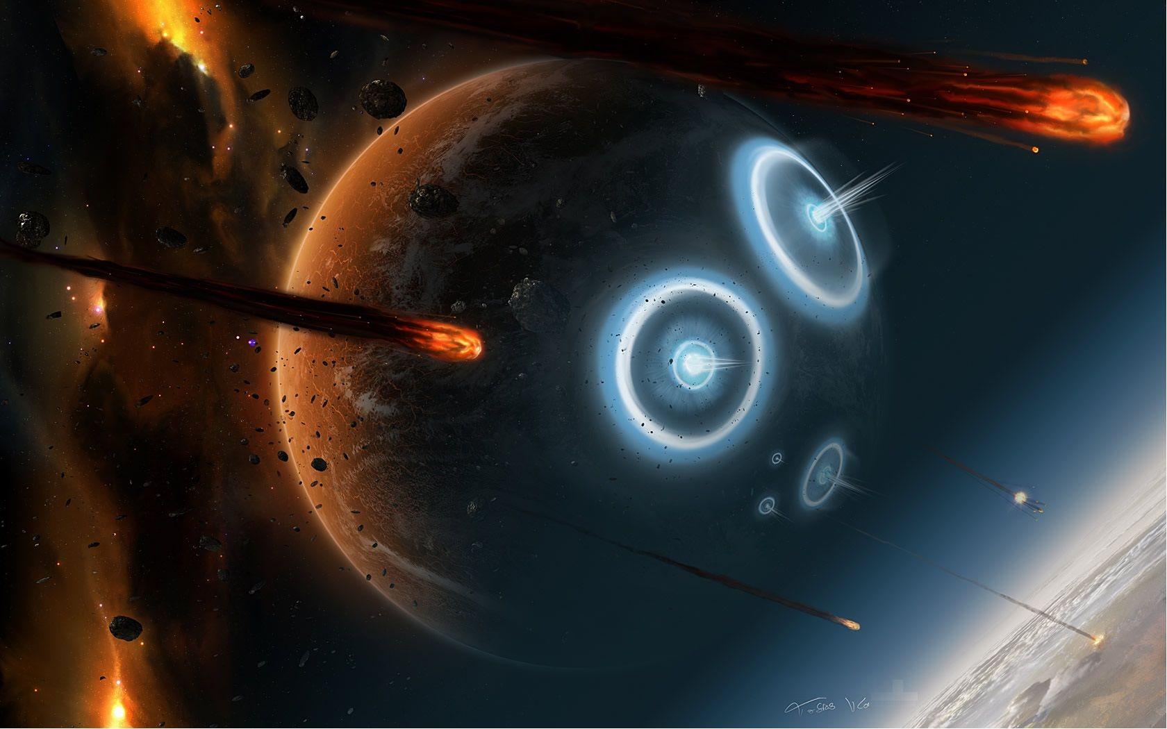 Epic Space Wallpaper In 2020 Space Artwork Sci Fi Wallpaper Wallpaper Space
