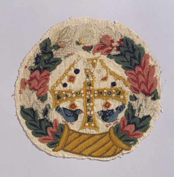 Embroidery | unknown | V&A Search the Collections
