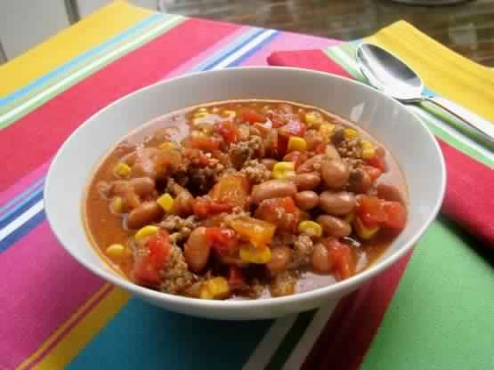 recipe: healthy taco soup with ground turkey [33]