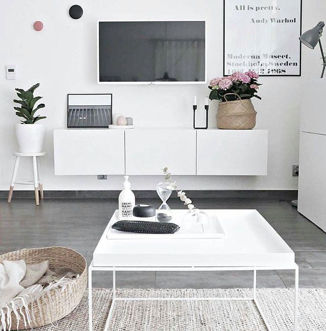 wohnzimmer im skandinavischen stil wohnzimmer skandinavisch pinterest wohnzimmer haus und. Black Bedroom Furniture Sets. Home Design Ideas