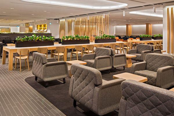 Qantas Singapore Lounge Indesignlive Furniture Design Lounge Outdoor Furniture Sets