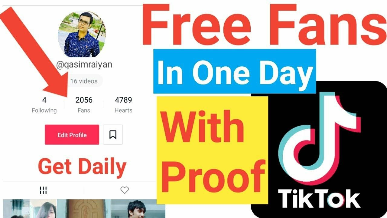 How To Increase Tiktok Followers And Likes Free Iphone Free How To Get