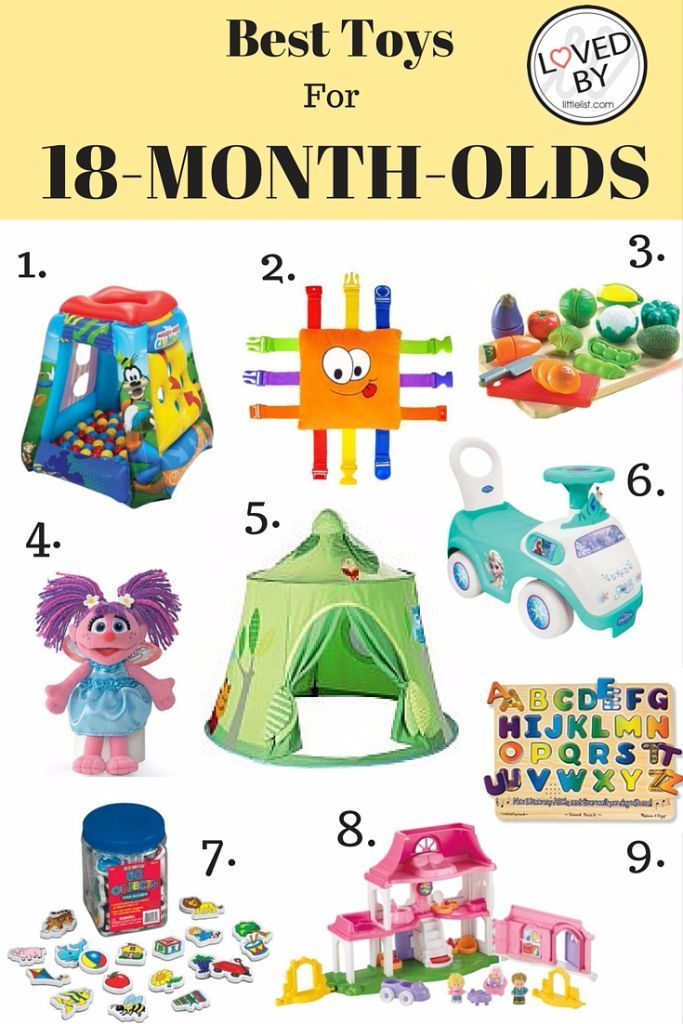 The Best Toys For Children Who Are 18 Months Old Toddler Toys Toys For 18month Old 18 Month Old
