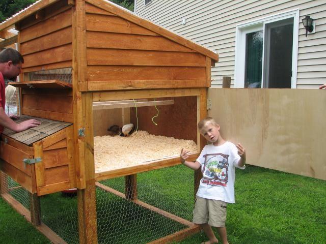 Vermontmaples Chicken Coop (With images)   Chicken coop ...