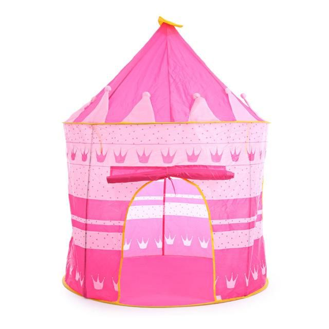 Age Range u003e 8 years oldu003e 3 years oldu003e 6 years YearsMaterial ClothWarning NoneType TentModel Number Prince Castle Cubby PlayhutFeatures  sc 1 st  Pinterest & 3 Colors Play Tent Portable Foldable Tipi Prince Folding Tent ...