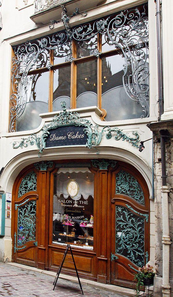 13 0364 - Seine maritime, Rouen, boutique | Pinterest | Cake shop ...