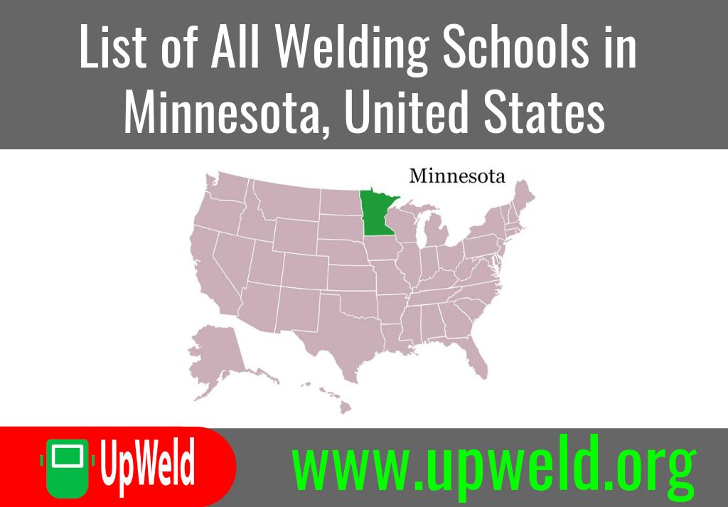 List of All Welding Schools in Minnesota, United States