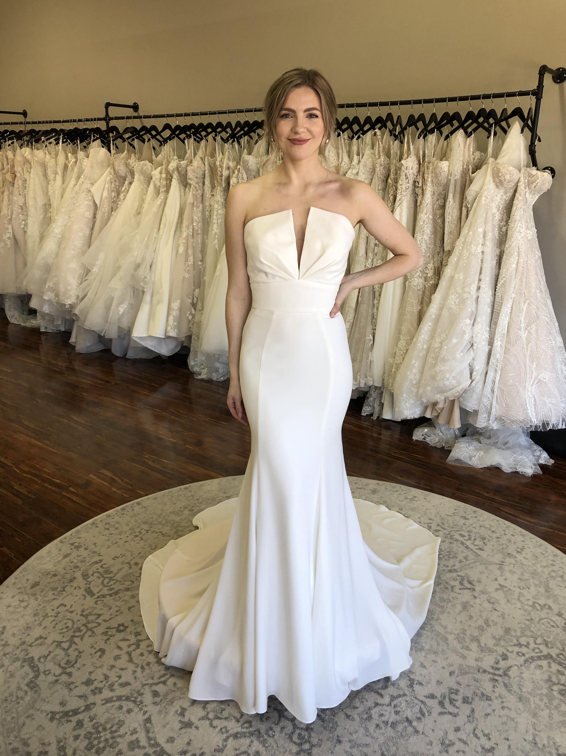 Camryn James Blair In 2021 Wedding Dresses Mermaid Wedding Dress Dresses [ 2468 x 1850 Pixel ]