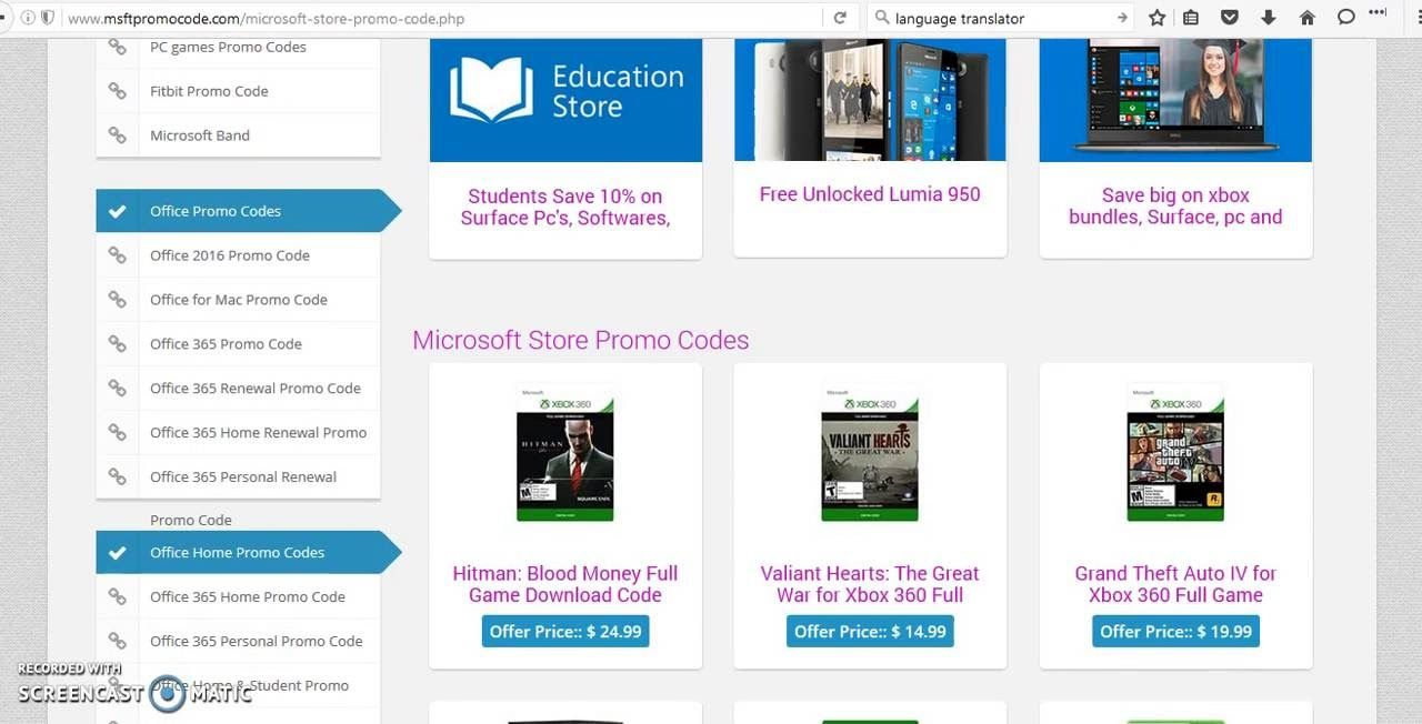 microsoft store promo code save upto 60 off codes at http www